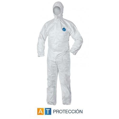 Buzo Antivirus Blanco TYVEK DUAL 400