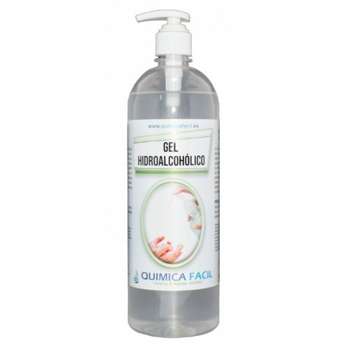 Gel desinfectante manos HIDROALCOHOLICO 1000 ml - dosificador