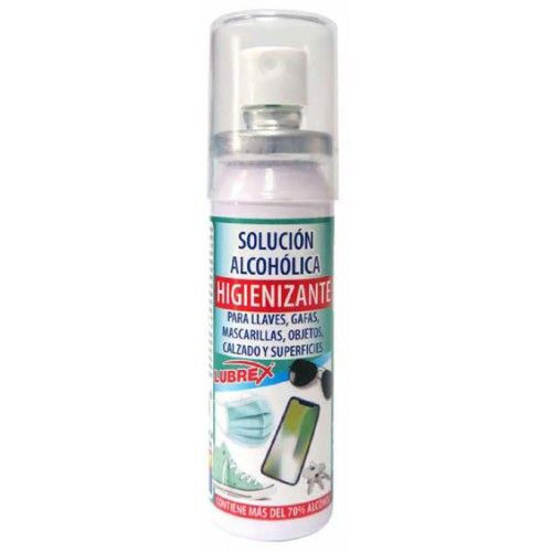 Spray pulverizador desinfectante 20 ml