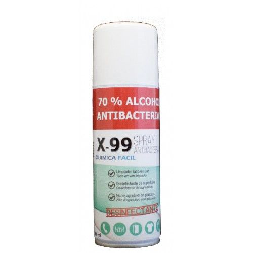Spray Desinfectante Textil 200 ml