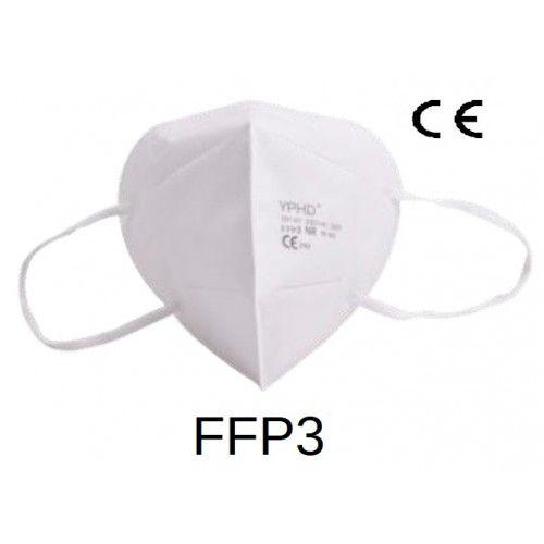 Caja 50 Unidades Mascarillas FFP3 sin válvula IRUDEK