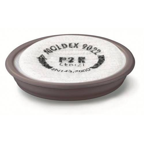 Filtros de partículas y ozono EASYLOCK MOLDEX P2