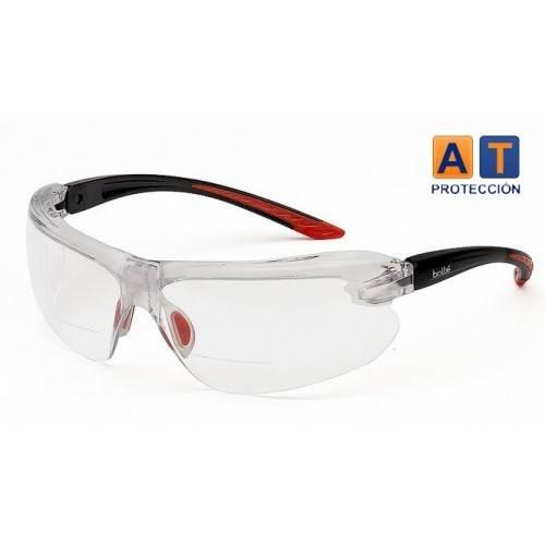 Gafas BOLLE IRI-S transparentes PLATINIUM- OUTLET