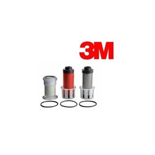 Kit recambio de filtros 3M línea de aire