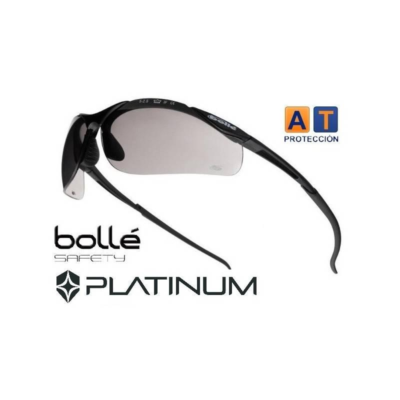 fdae24de63 Gafas BOLLE CONTOUR Platinum ahumada