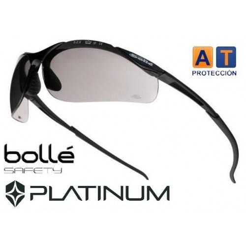 Gafas BOLLE CONTOUR Platinum ahumada