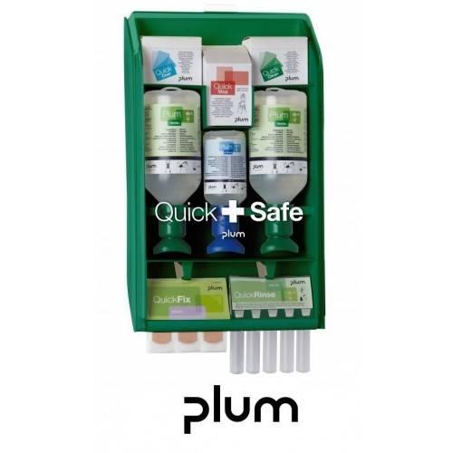 Estación primeros auxilios PLUM QuickSafe completa