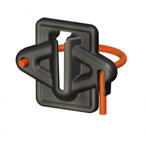 Receptor magnético y de cordón