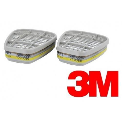 Par filtros 3M ABE1 6057