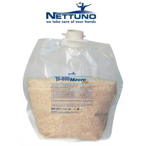 Crema Nettuno lavamanos Macrocream T-BAG 800ml
