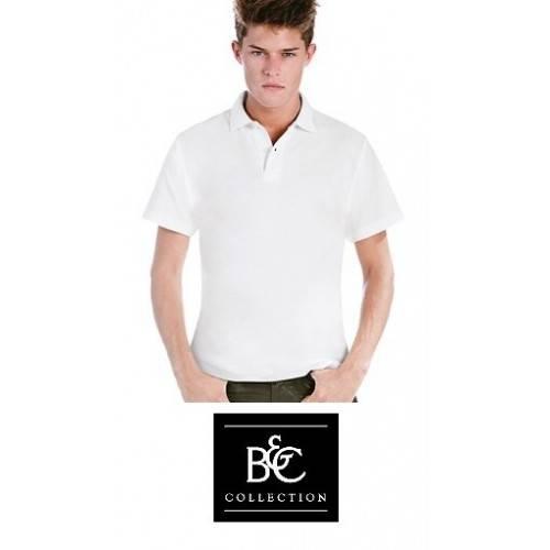Polo pique manga corta B&C BCID001