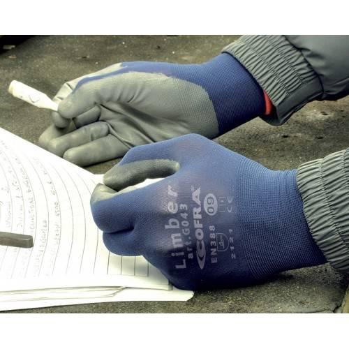 Guantes de poliuretano COFRA Limber OUTLET