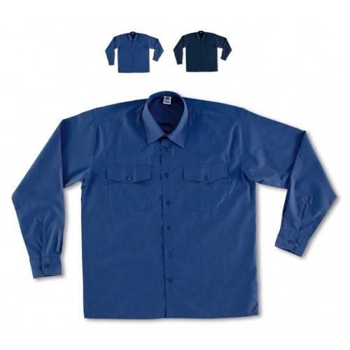 Camisa 100% algodón manga larga