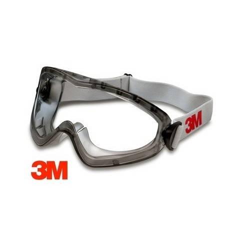 Gafas 3M 2890 transparentes