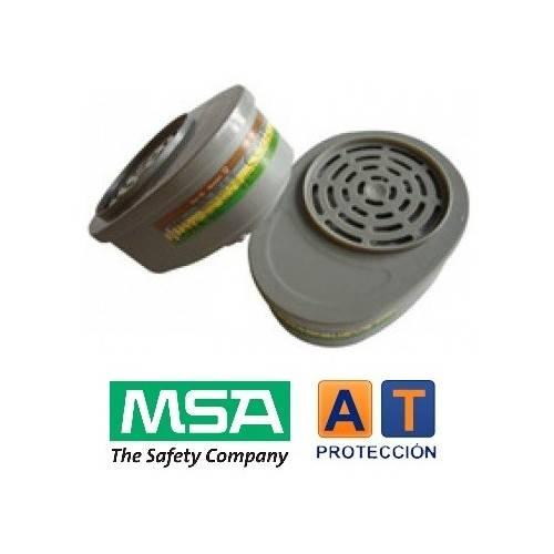 Par filtros MSA Advantage ABEK