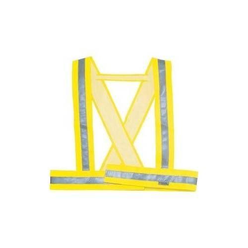 Tirantes de Alta Visibilidad amarillos