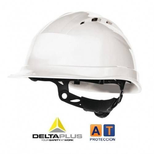 Casco DeltaPlus Quartz UP IV ventilado