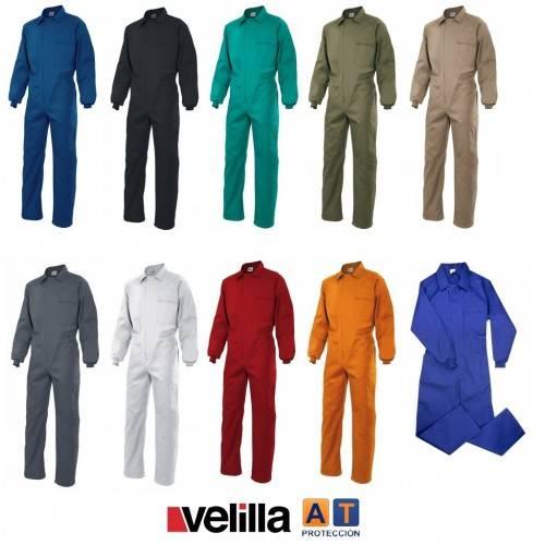 Mono de trabajo Velilla 214
