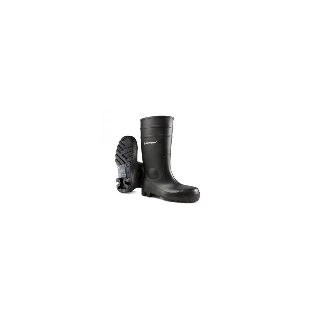 cf16ea09d Botas de agua Dunlop con protección S5
