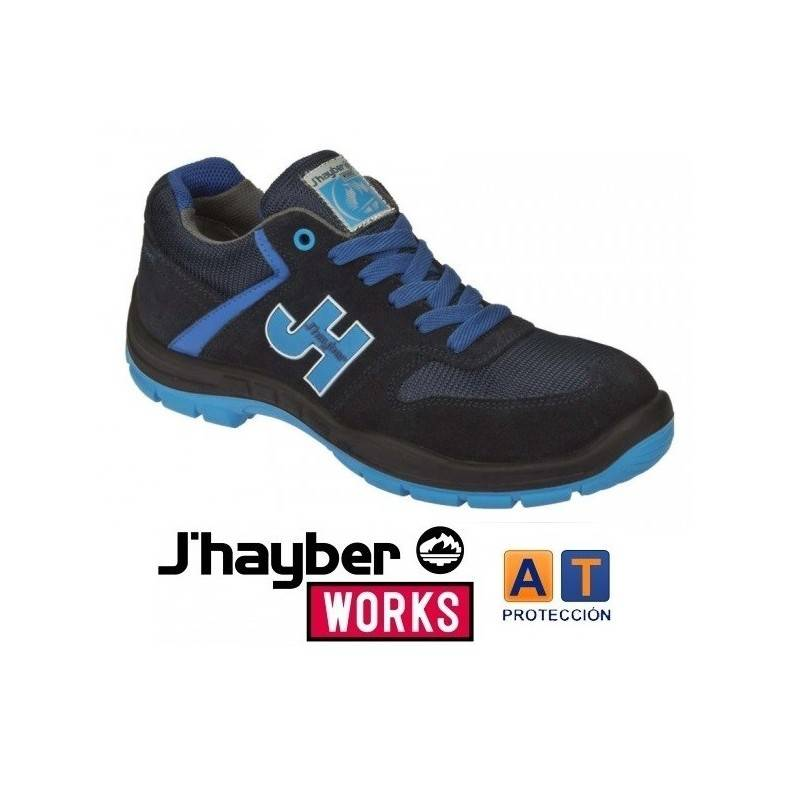 Zapatos J'Hayber Style S1P SRC